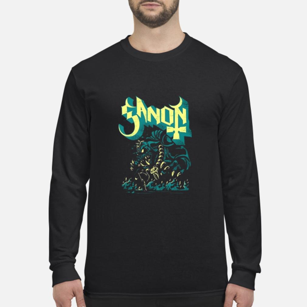 Ganon Ghost Shirt long sleeved