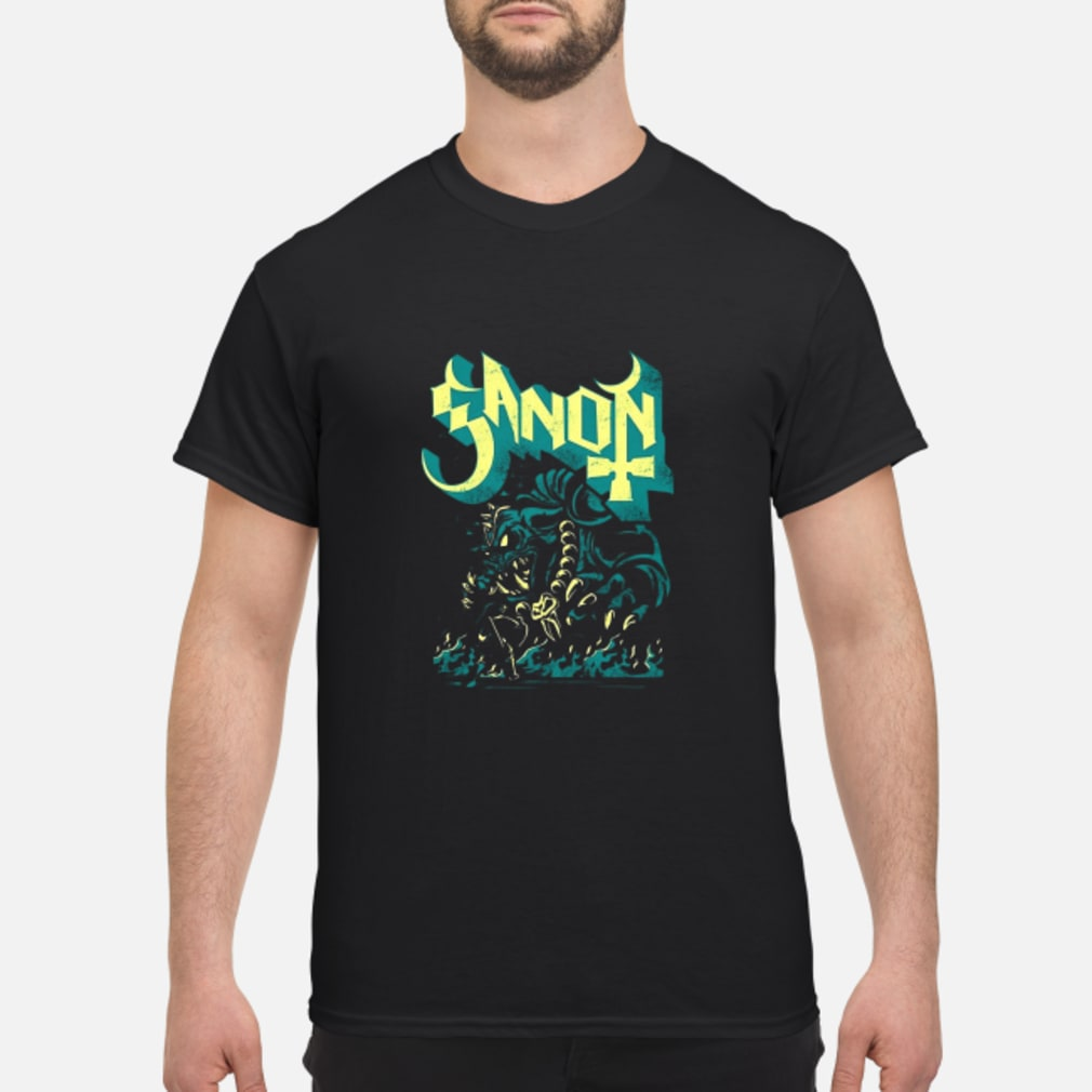 Ganon Ghost Shirt