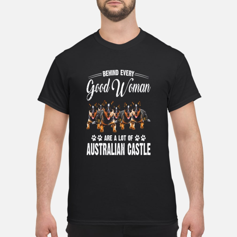 Good Woman Australian Cattle shirt