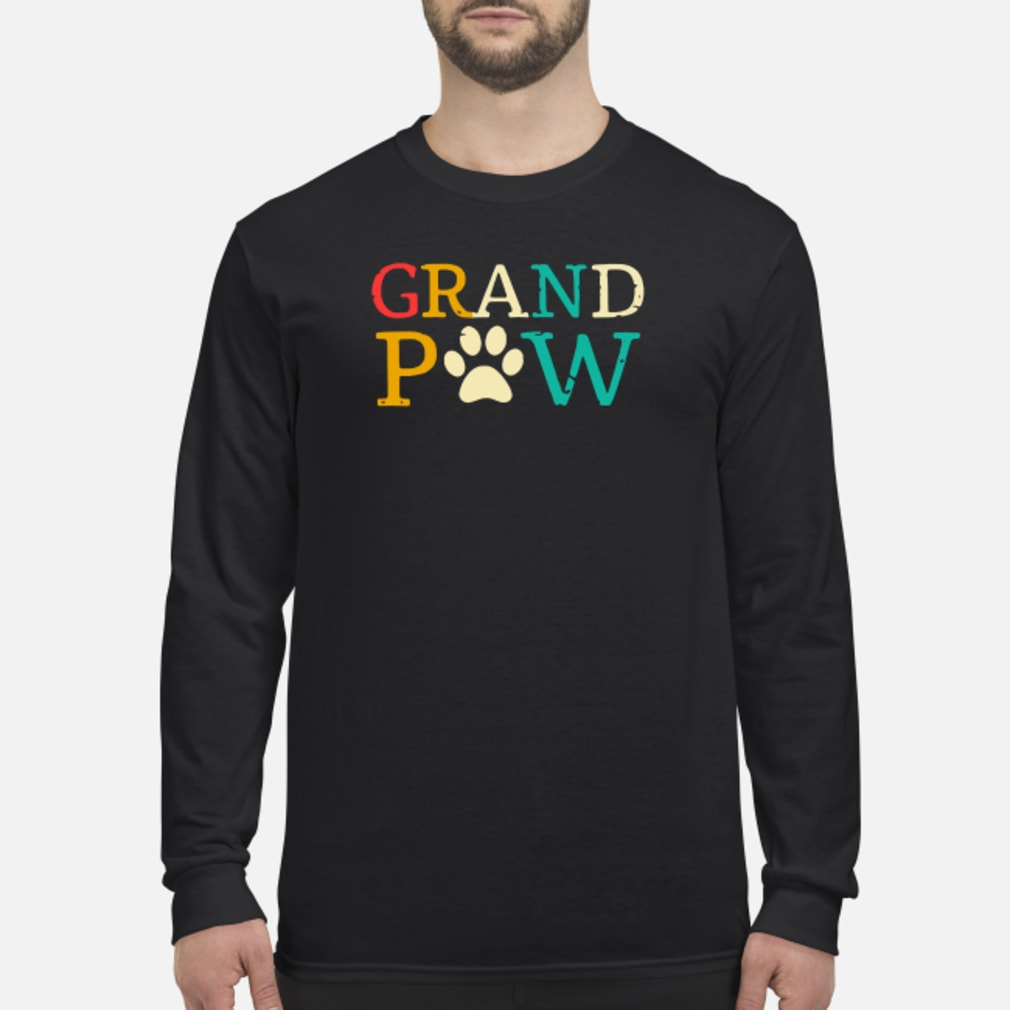 Grand Paw shirt Long sleeved