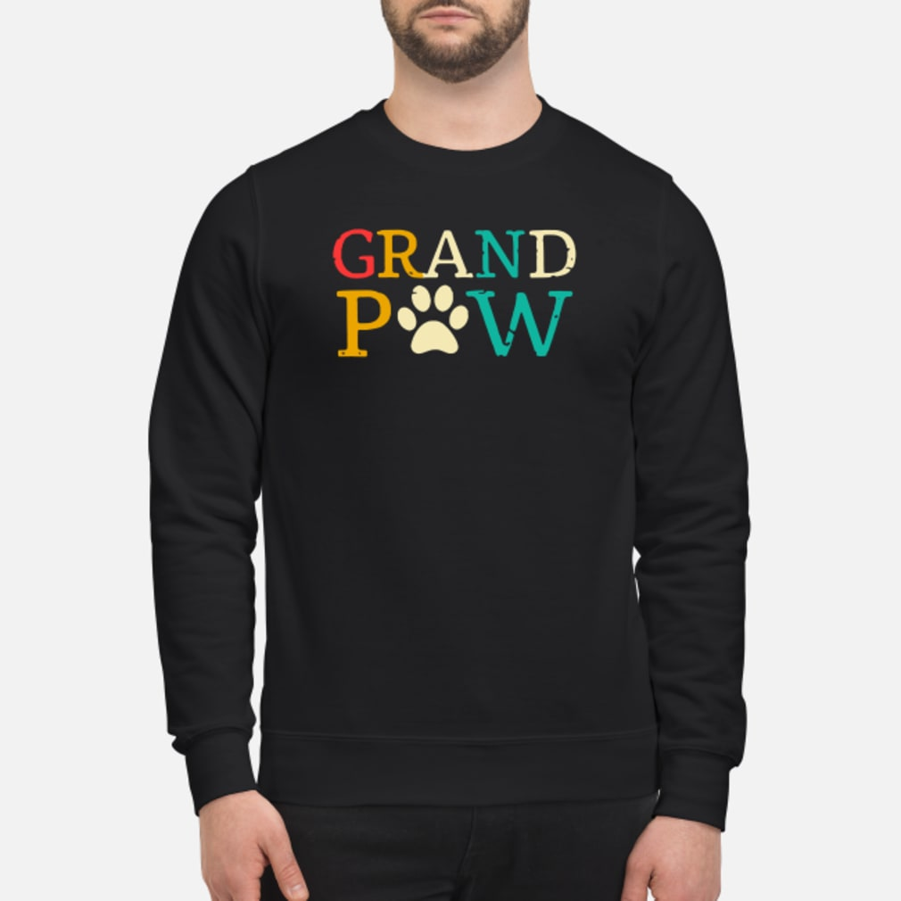 Grand Paw shirt sweater