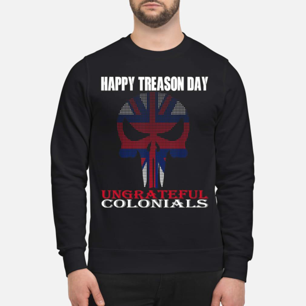 Happy treason day shirt sweater