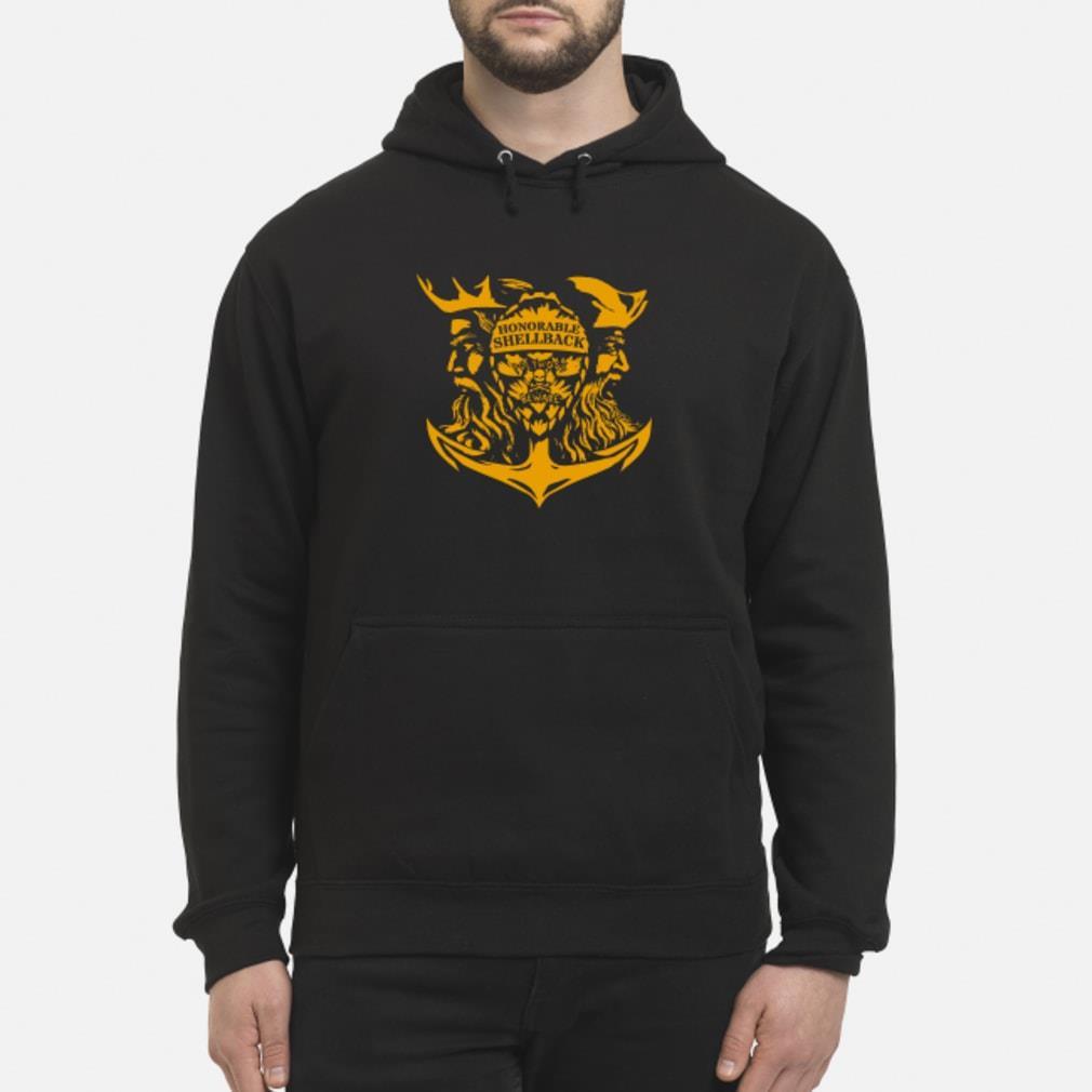 Honorable Shellback Pollywog Beware Shirt hoodie