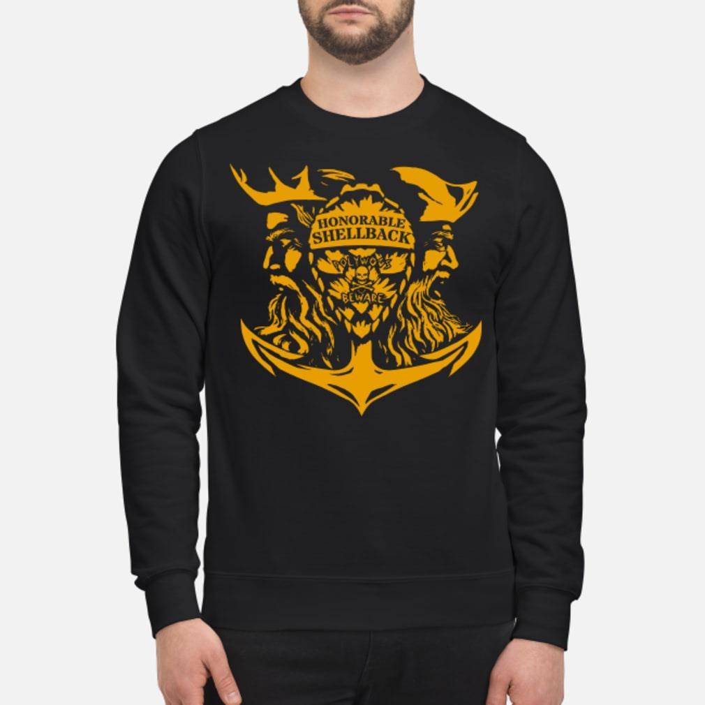 Honorable Shellback Pollywog Beware Shirt sweater