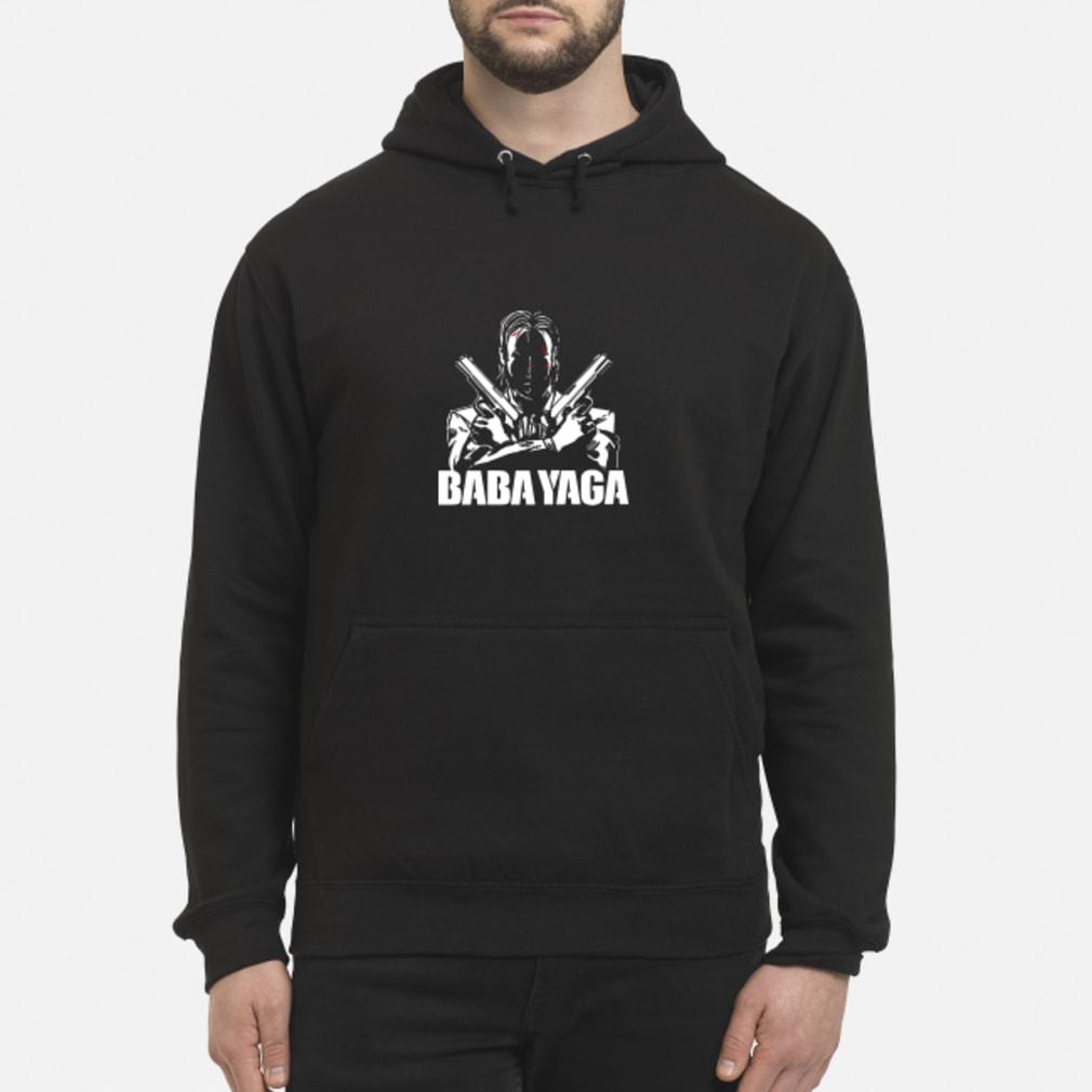 John Wick Baba Yaga Shirt hoodie