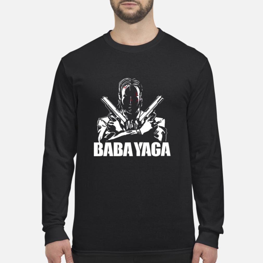 John Wick Baba Yaga Shirt Long sleeved