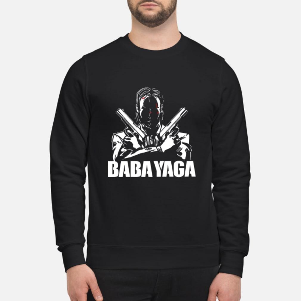 John Wick Baba Yaga Shirt sweater