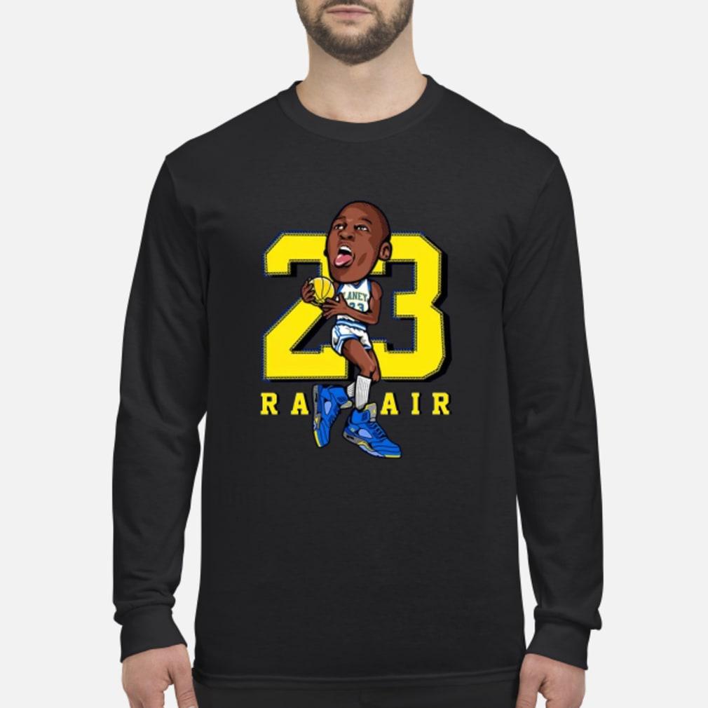 Jordan 5 Laney Royal Michael Jordan shirt Long sleeved
