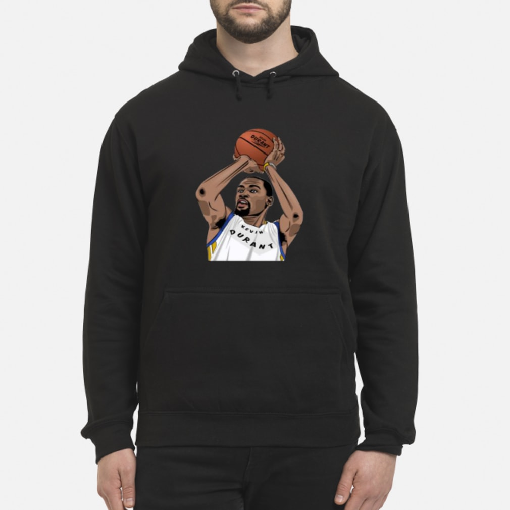 Kevin Durant Basketball Player Golden State Warriors Shirt hoodie