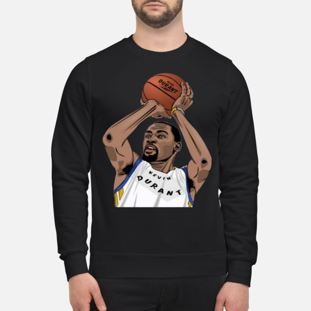 Kevin Durant Basketball Player Golden State Warriors Shirt sweater
