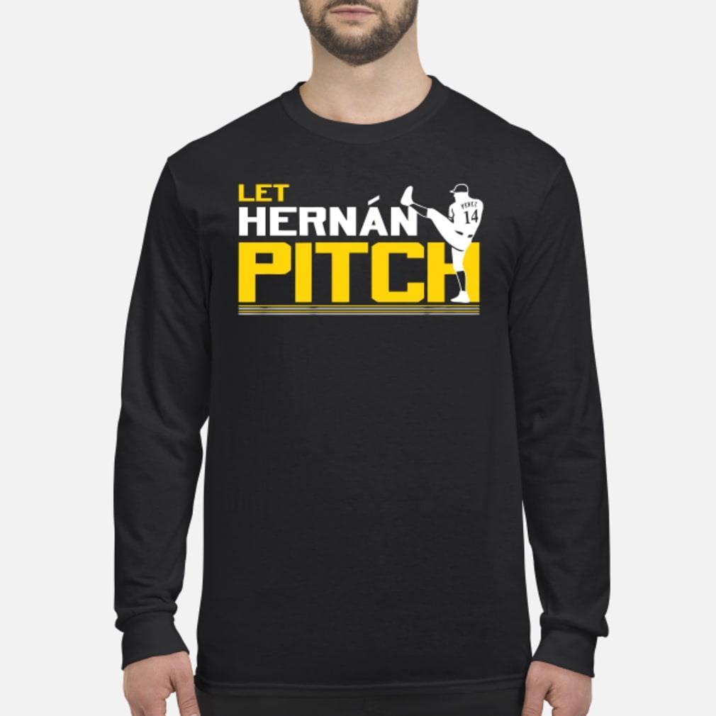 Let Hernan Pitch Long sleeved