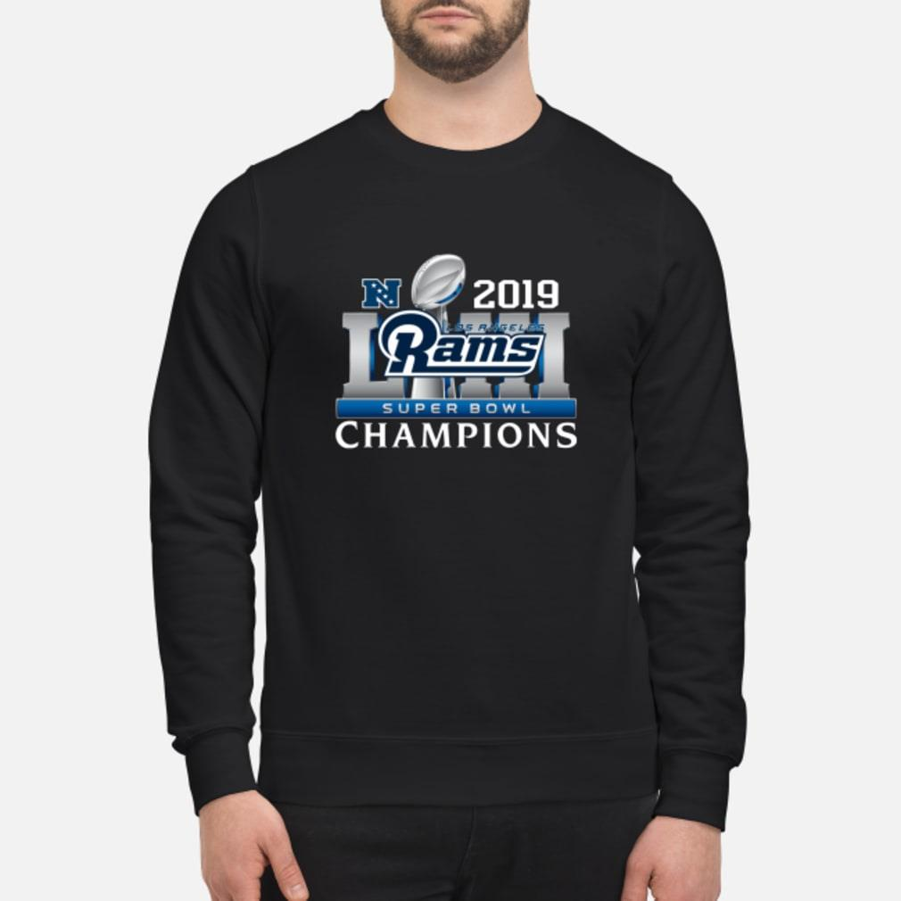 Los Angeles Rams 2019 Super Bowl Champions shirt sweater