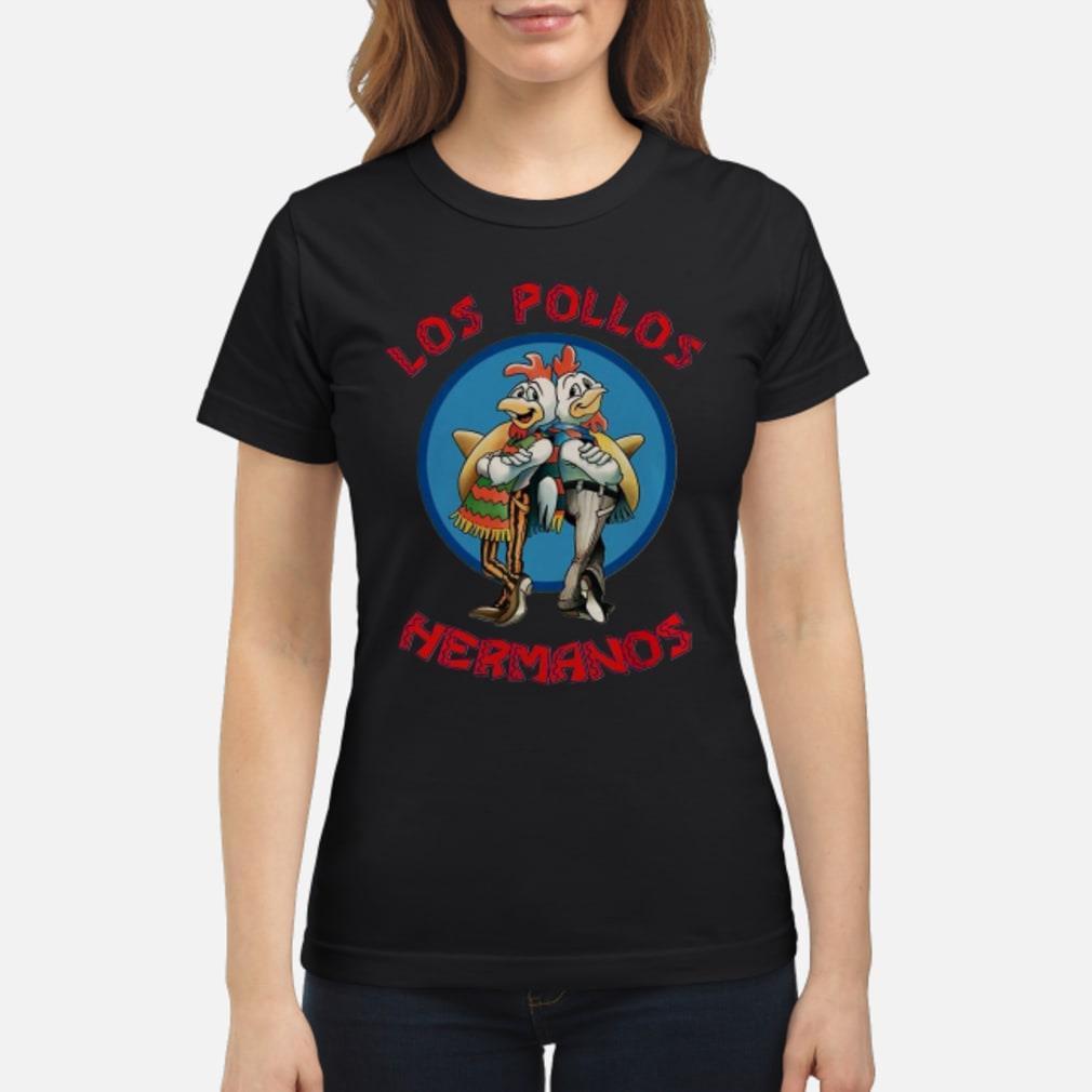 Los Pollos Hermanos T-Shirt ladies tee