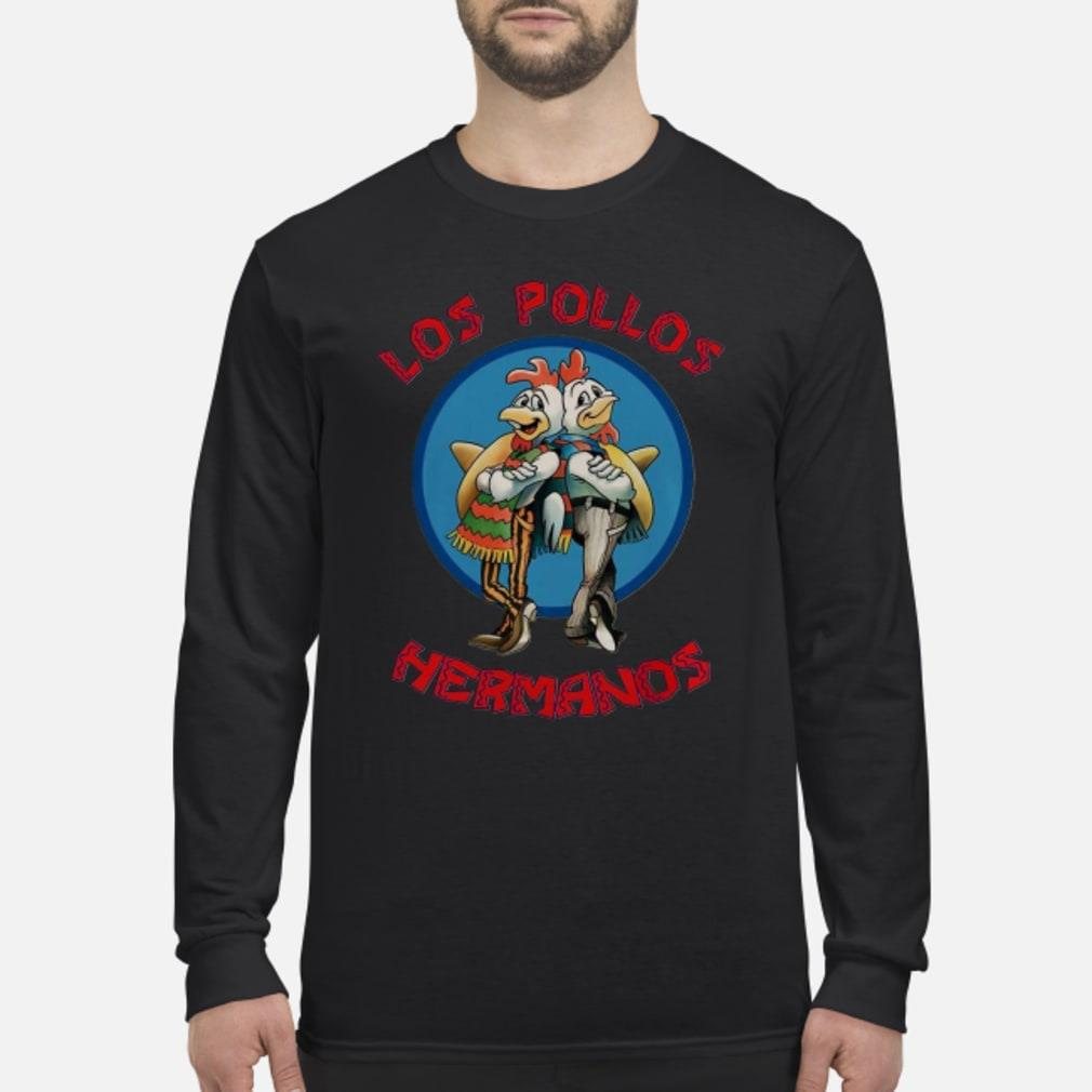 Los Pollos Hermanos T-Shirt Long sleeved