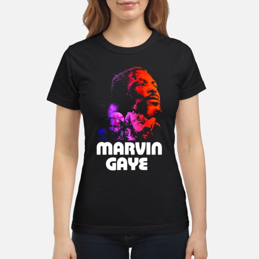 Marvin Gave Shirt ladies tee