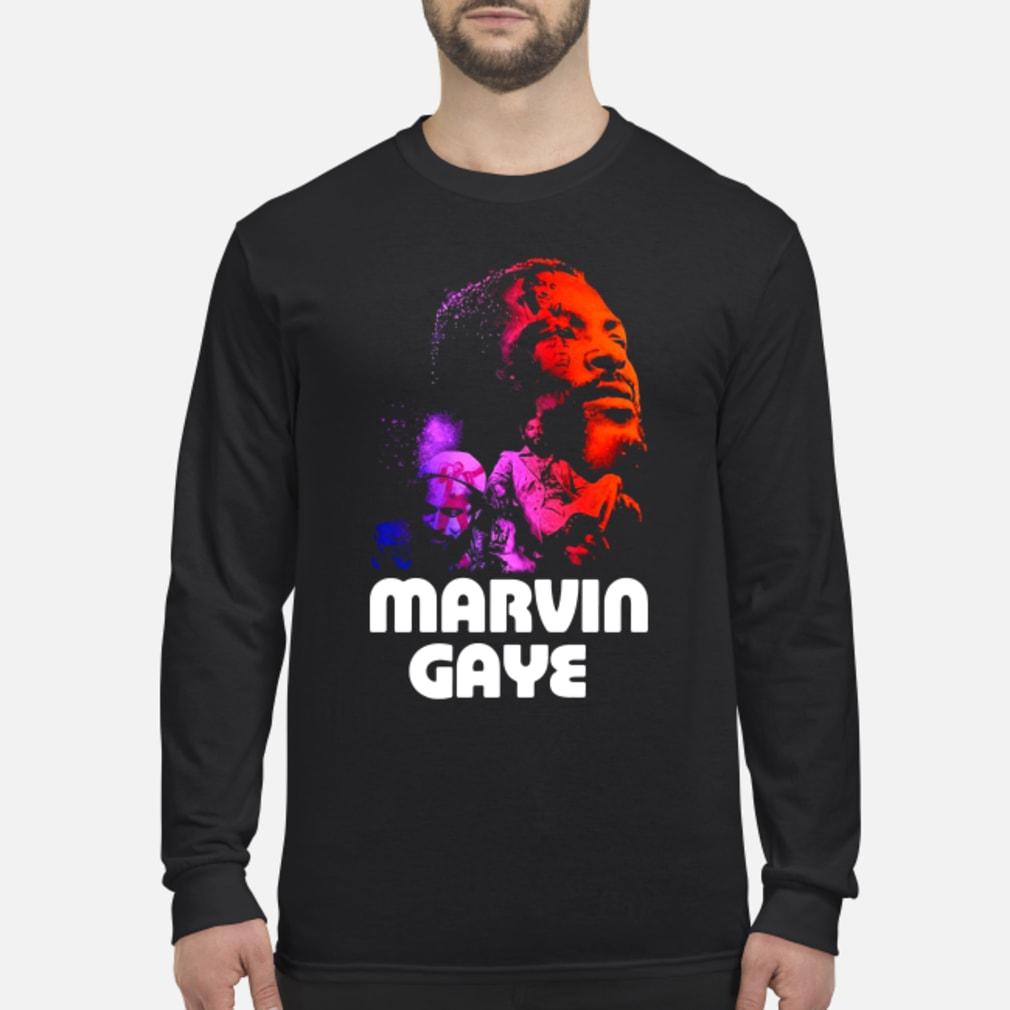 Marvin Gave Shirt long sleeved