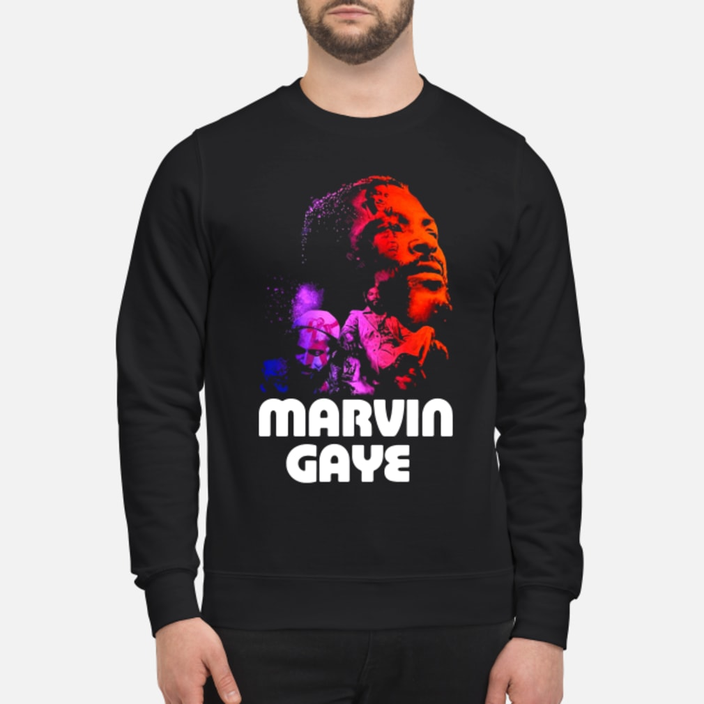 Marvin Gave Shirt sweater