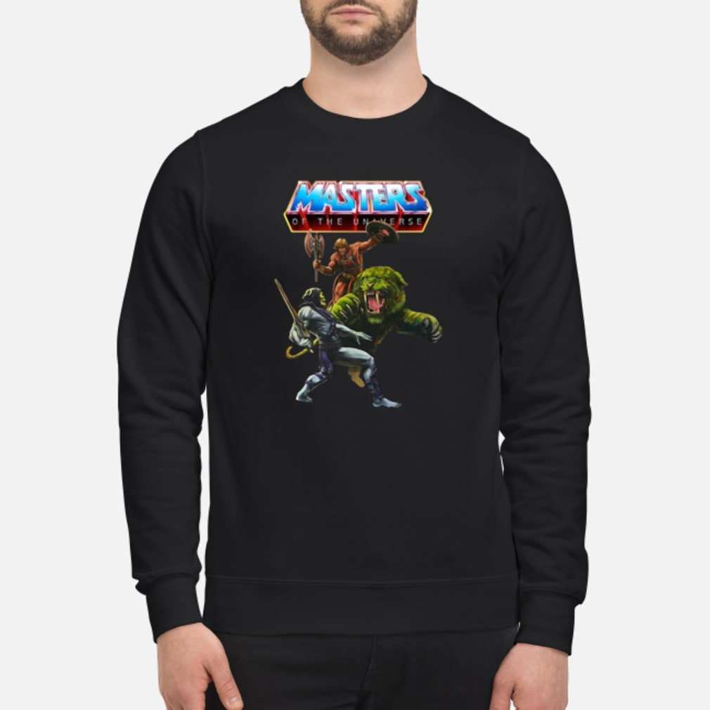 Masters of the unaverse shirt sweater