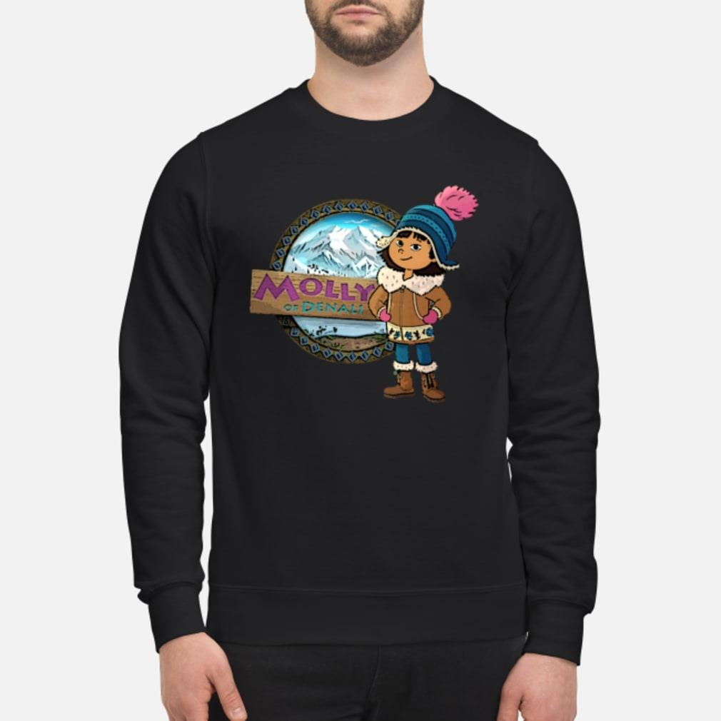 Molly of Denali T shirt sweater