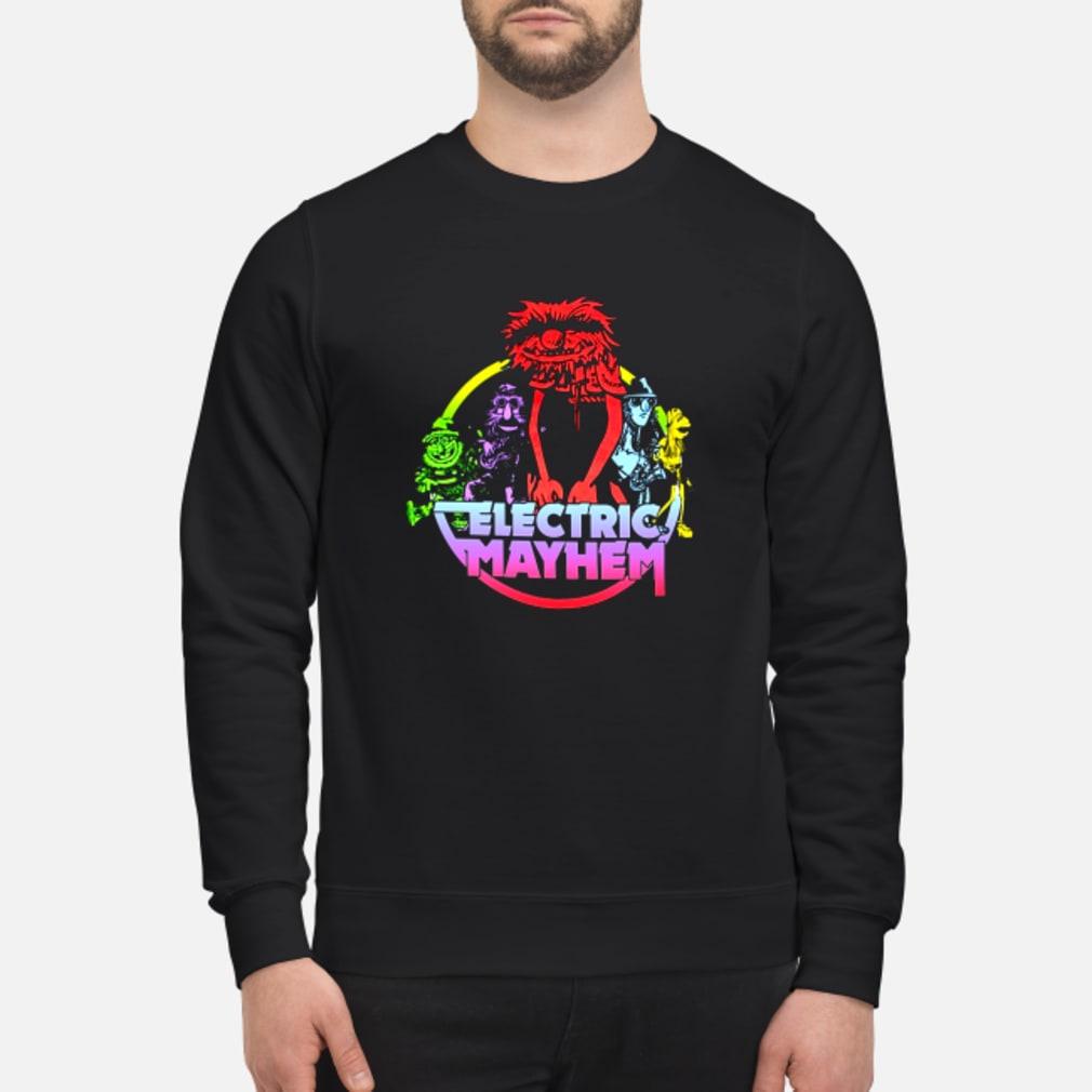 Muppets Electric mayhem shirt sweater