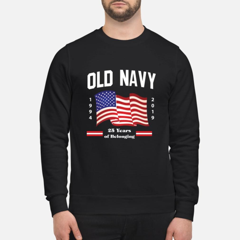 Old Navy Flag 2019 Shirt sweater