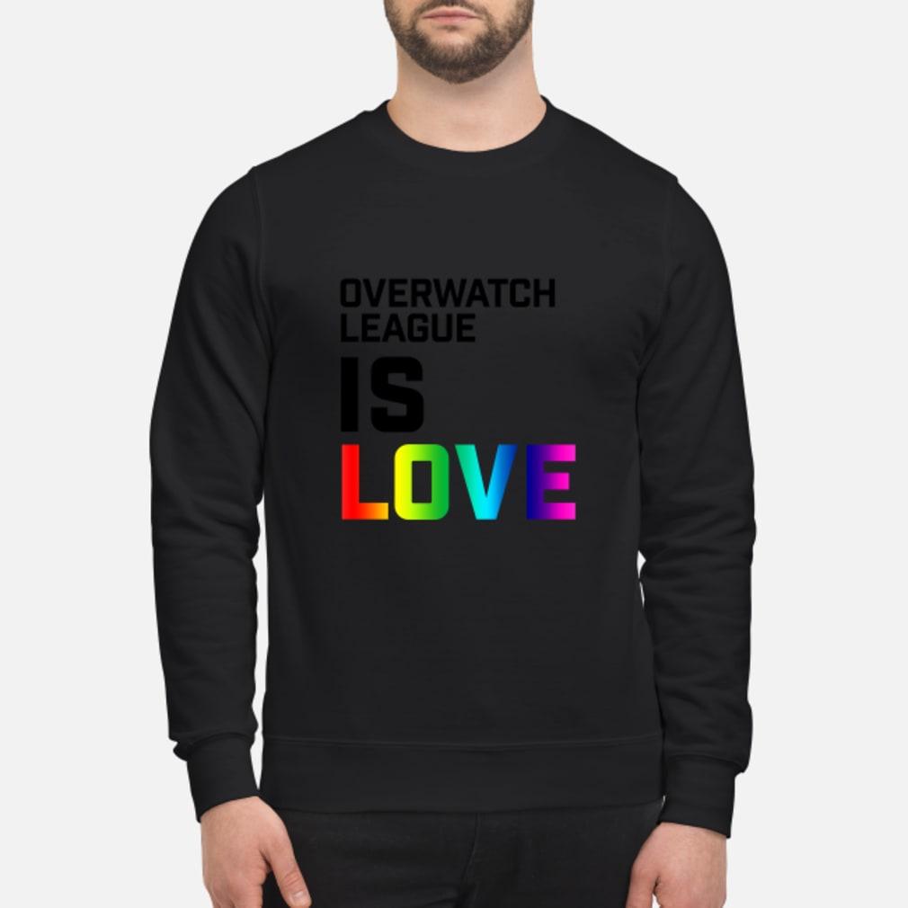 Overwatch League Is Love Shirt sweater