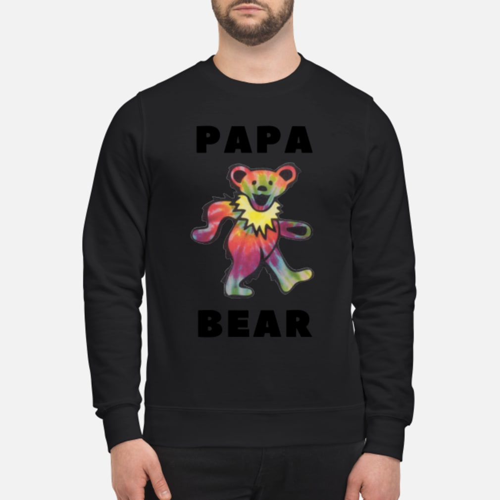Papa Bear Shirt sweater