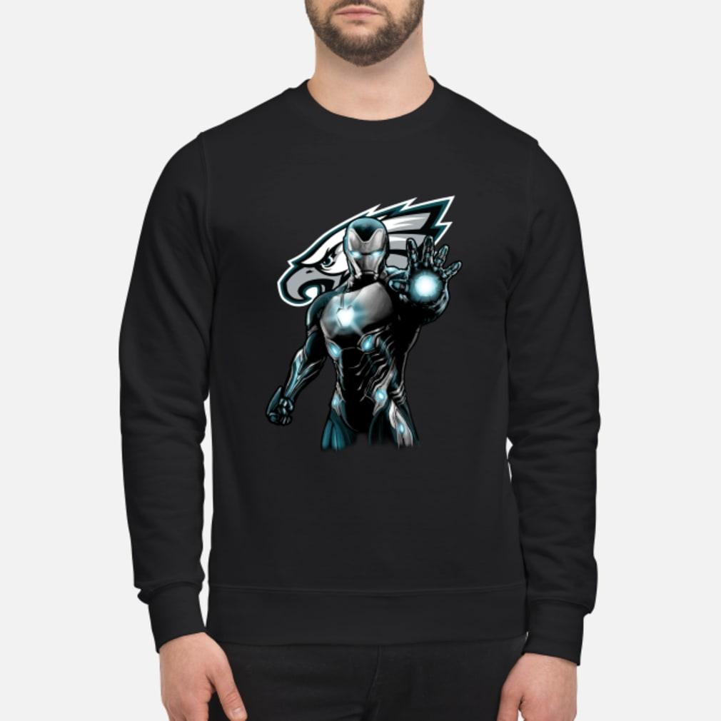 Philadelphia Eagles Iron Man shirt sweater
