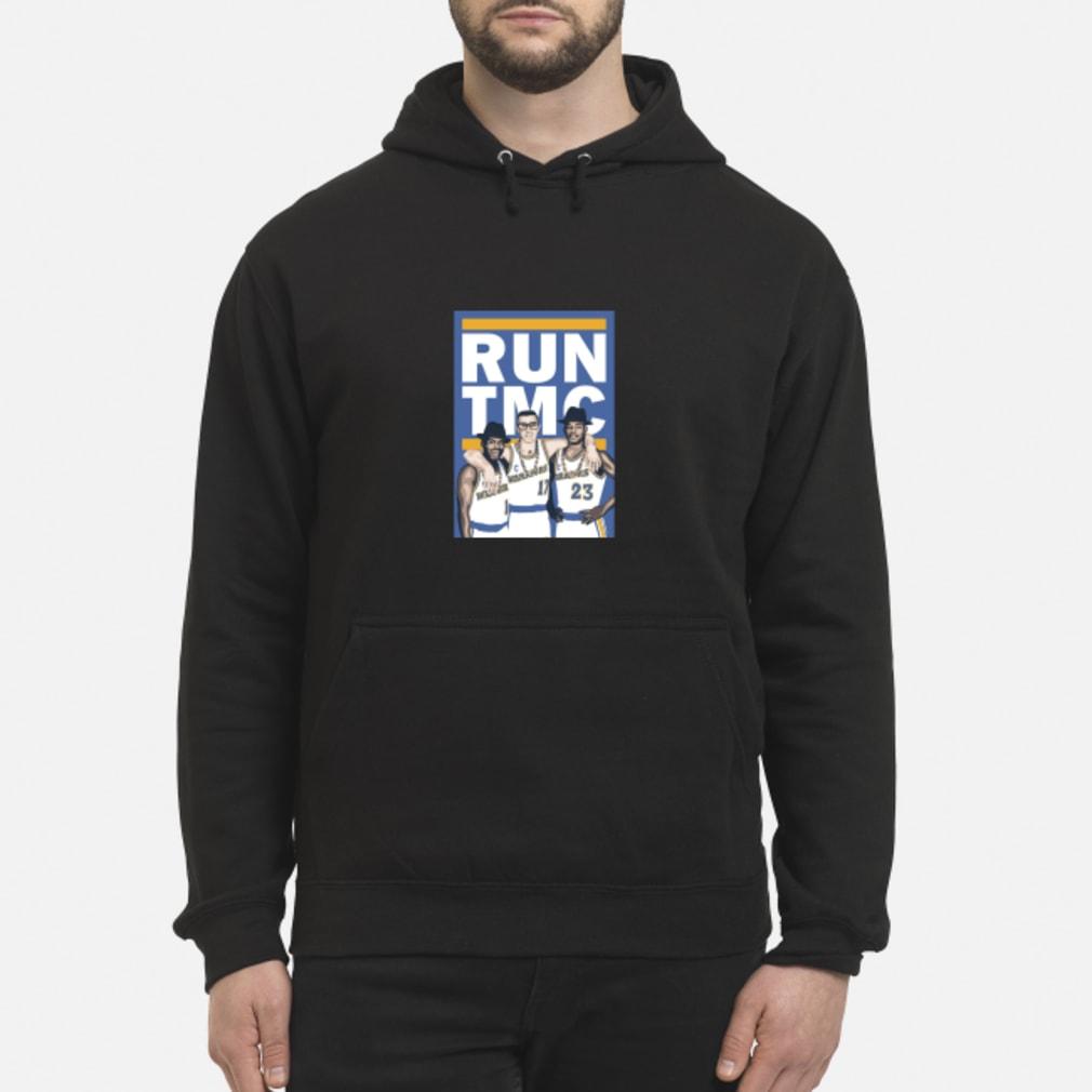 RUN TMC T-Shirt hoodie