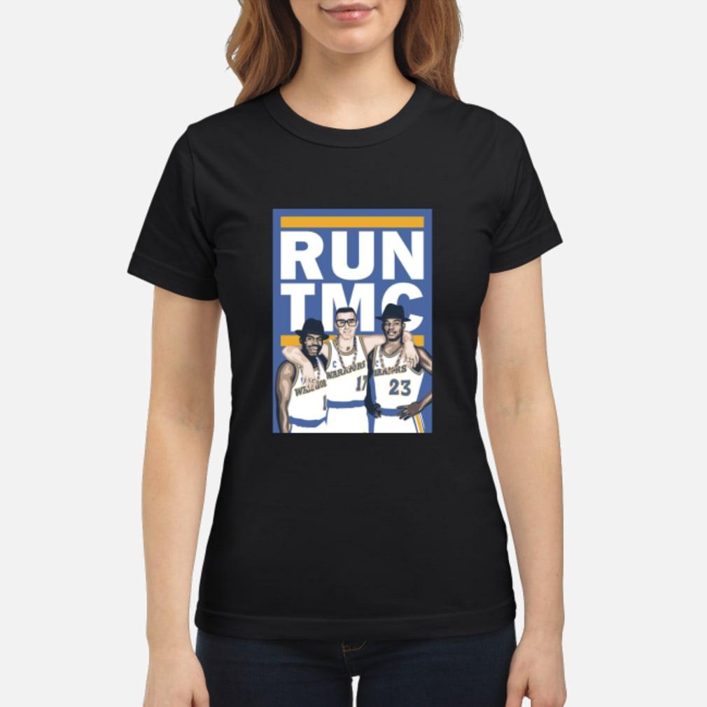 RUN TMC T-Shirt ladies tee