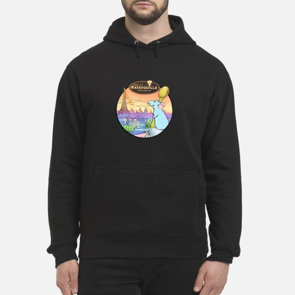 Ratatouille shirt hoodie