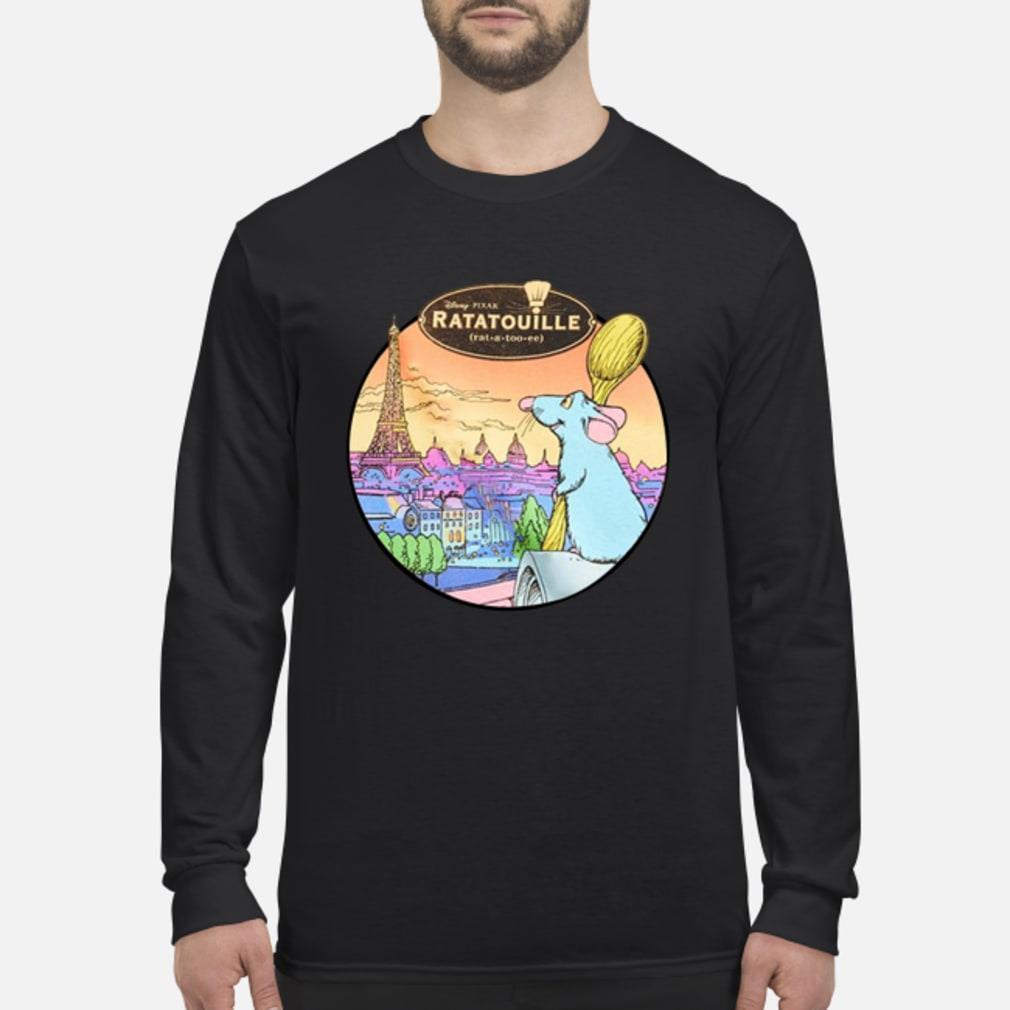 Ratatouille shirt Long sleeved