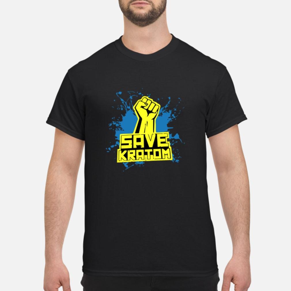 Save Kratom T Shirt