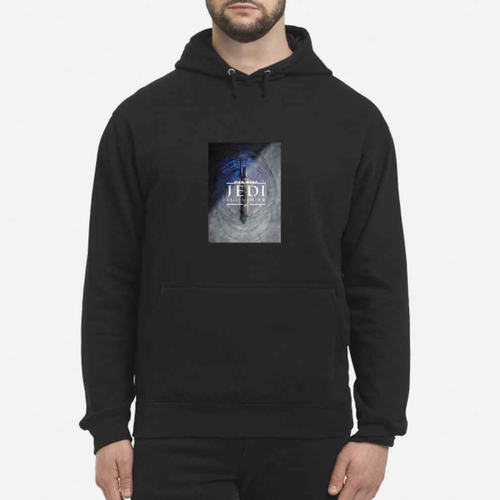 Star Wars Jedi Fallen Order Teaser Image Lightsaber T-Shirt hoodie