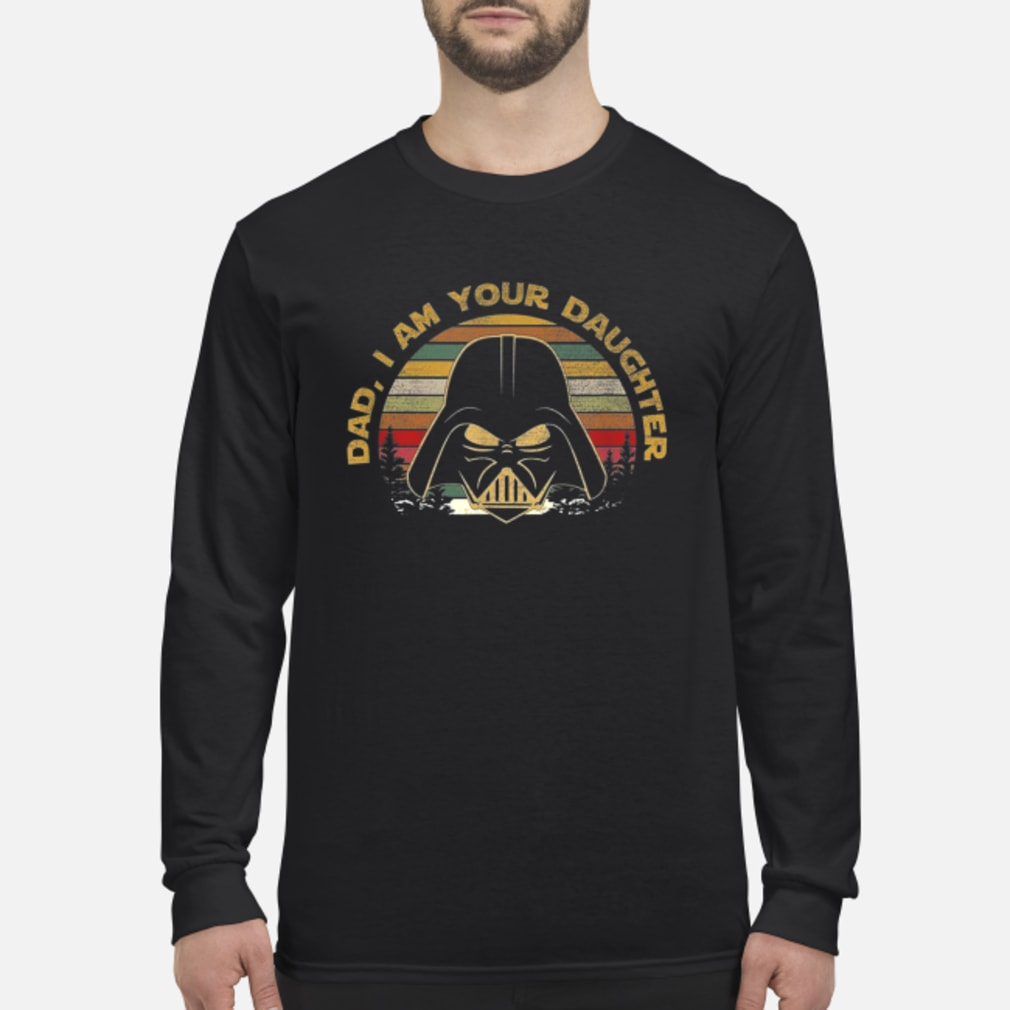 Star wars darth vader T-Shirt Long sleeved