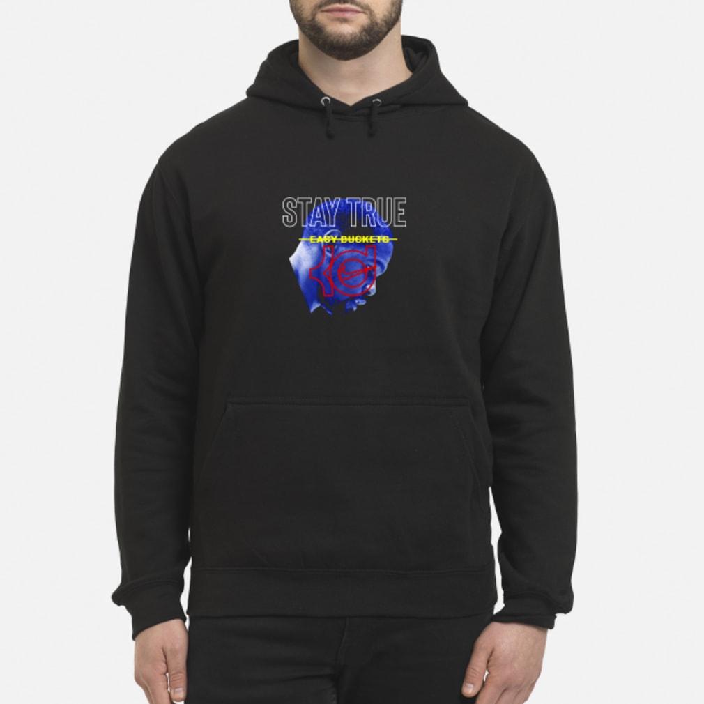 Stay True Easy Buckets Kevin Durant Nike Shirt hoodie