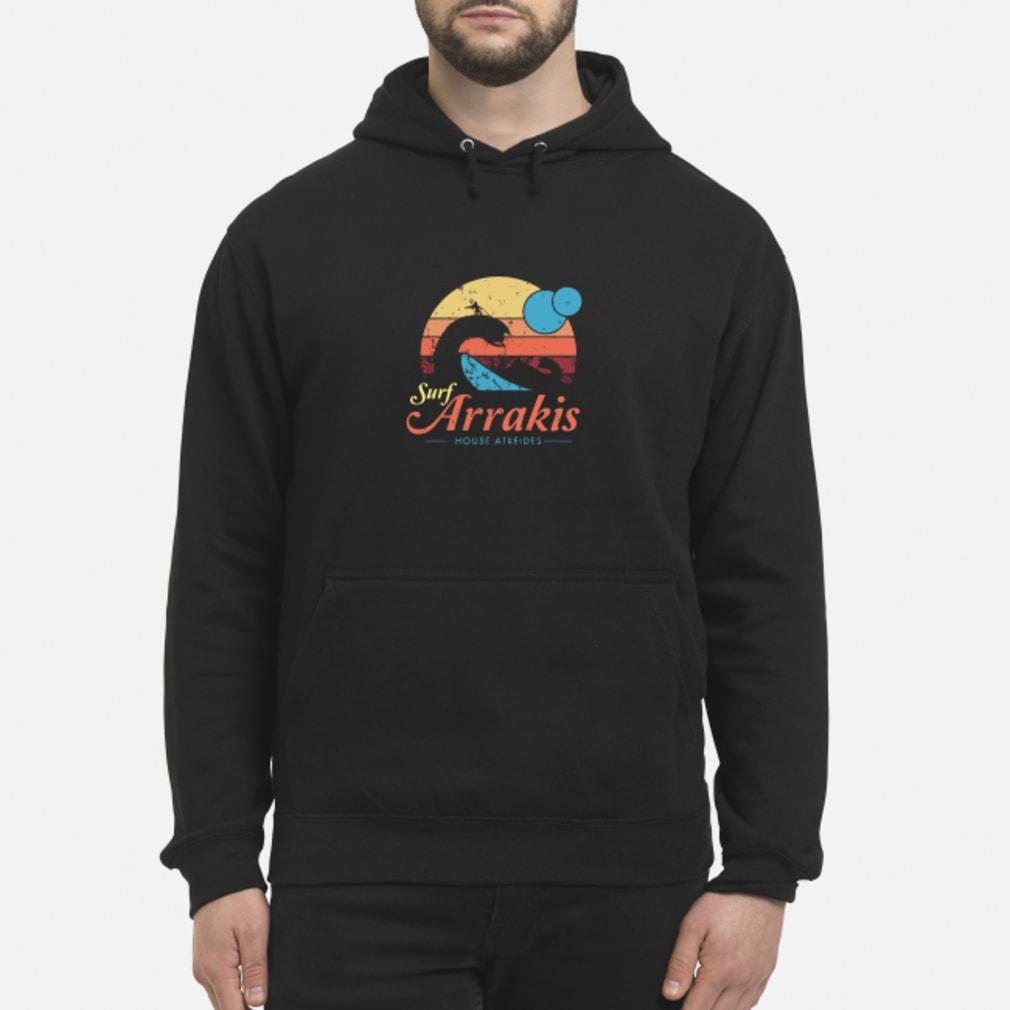 Surf Arrakis House Atreides shirt hoodie