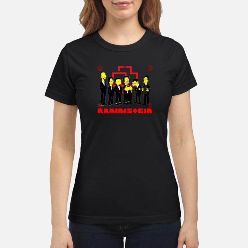 The Gangter Simson shirt ladies tee