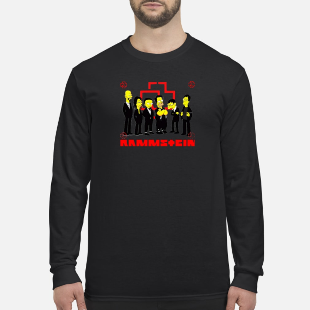The Gangter Simson shirt Long sleeved