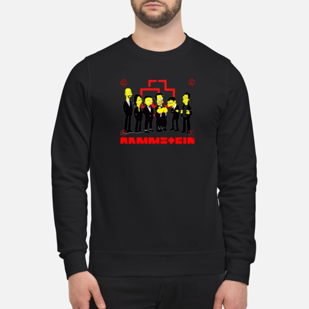 The Gangter Simson shirt sweater
