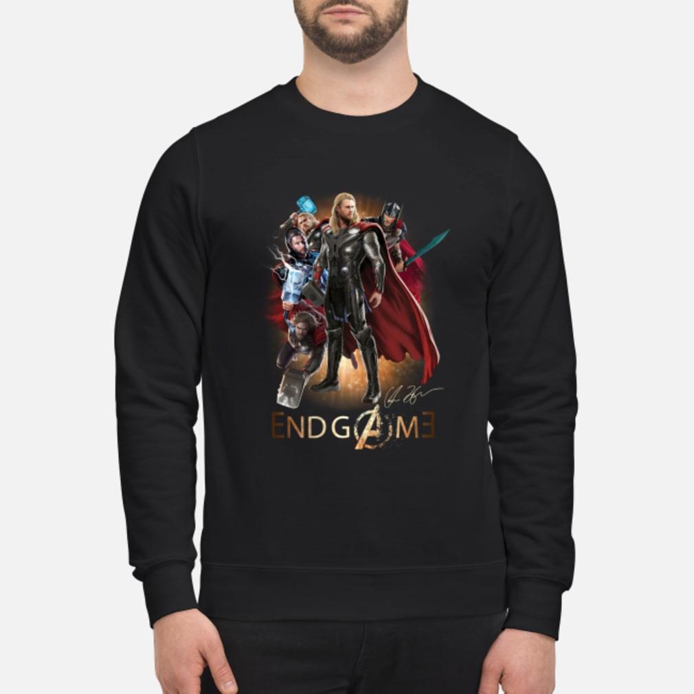 Thor Marvel Avengers Indgame shirt sweater