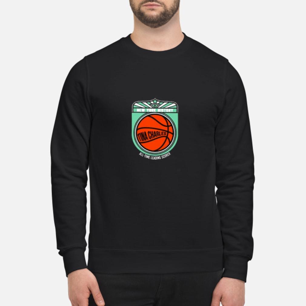 Tina charles history t shirt sweater