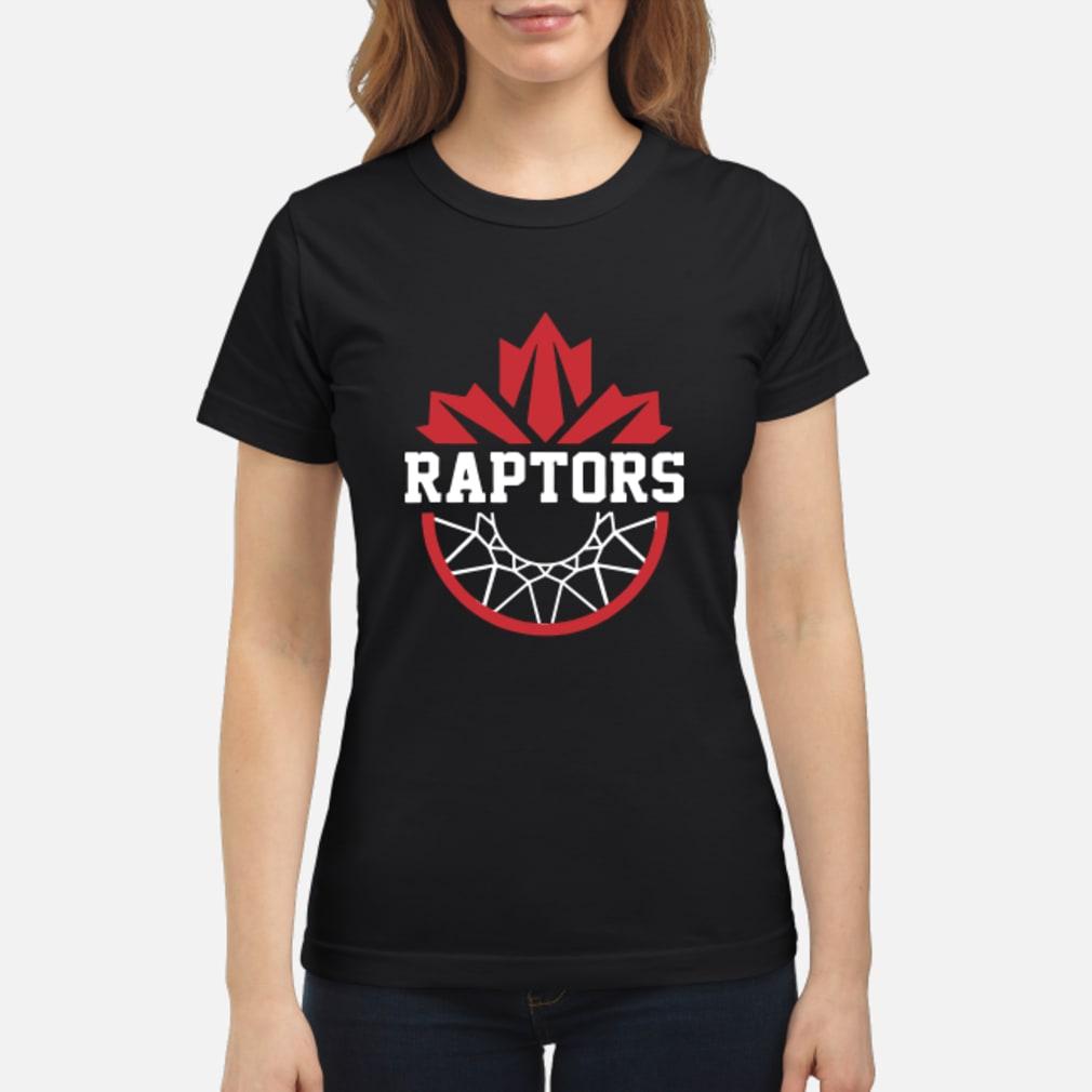 Toronto Raptors Canada NBA Finals 2019 shirt ladies tee