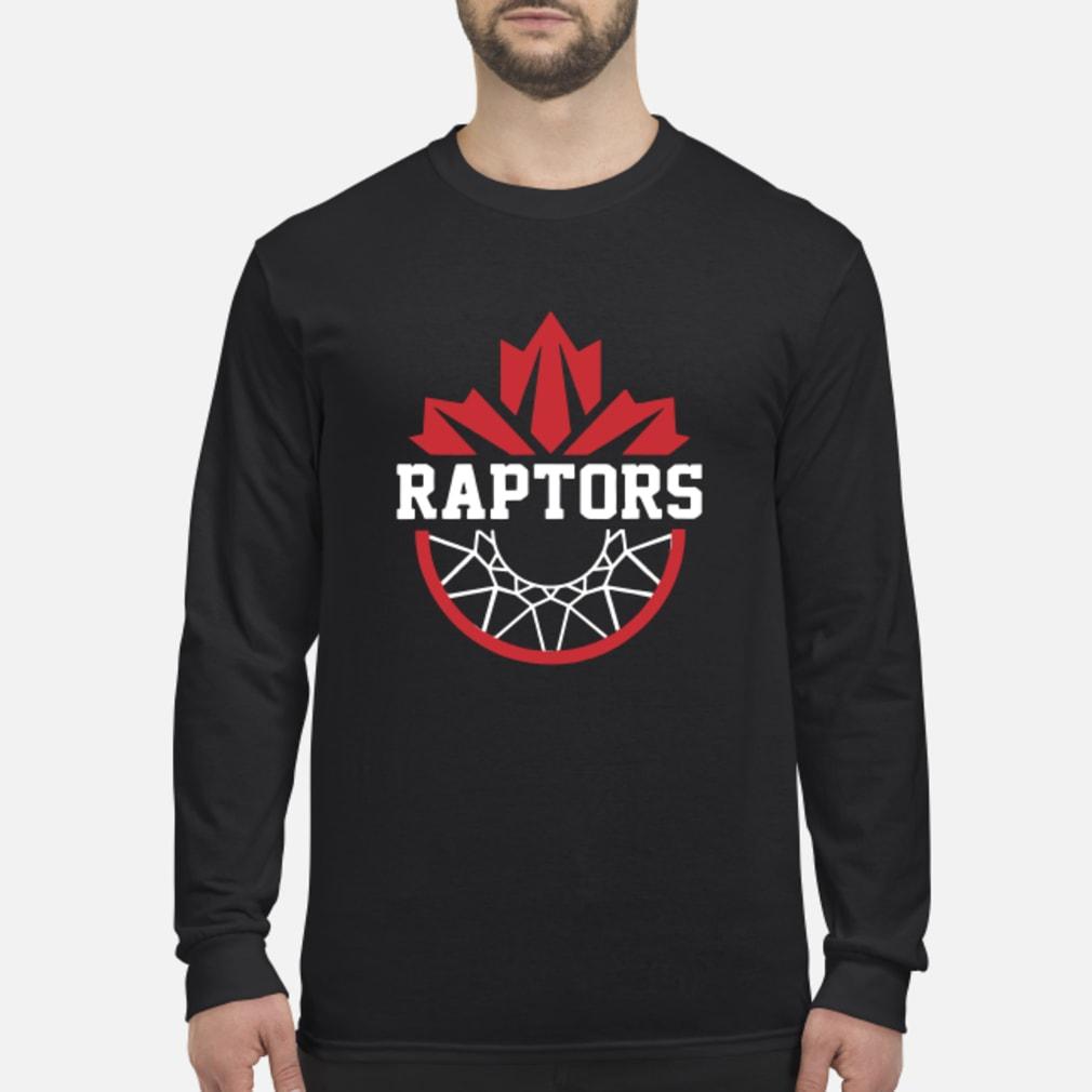 Toronto Raptors Canada NBA Finals 2019 shirt long sleeved