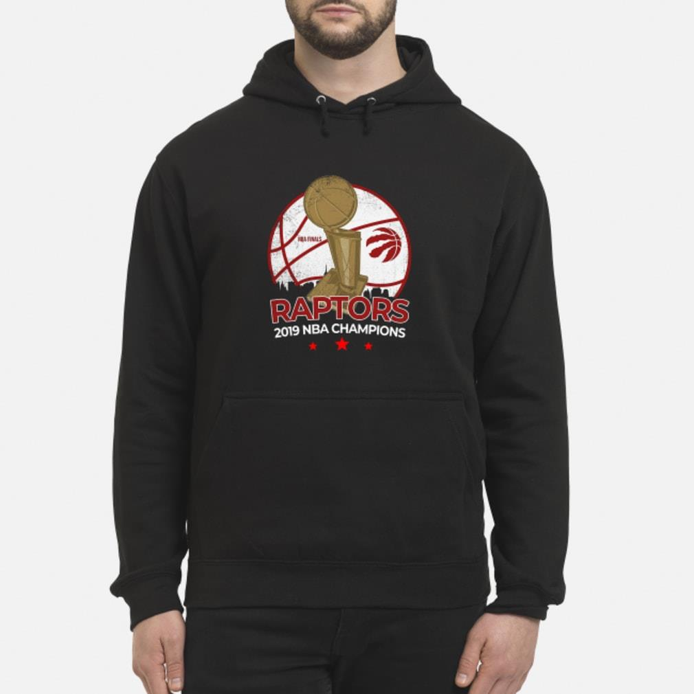 Toronto Raptors NBA 2019 Finals Champions Roster Shirt hoodie