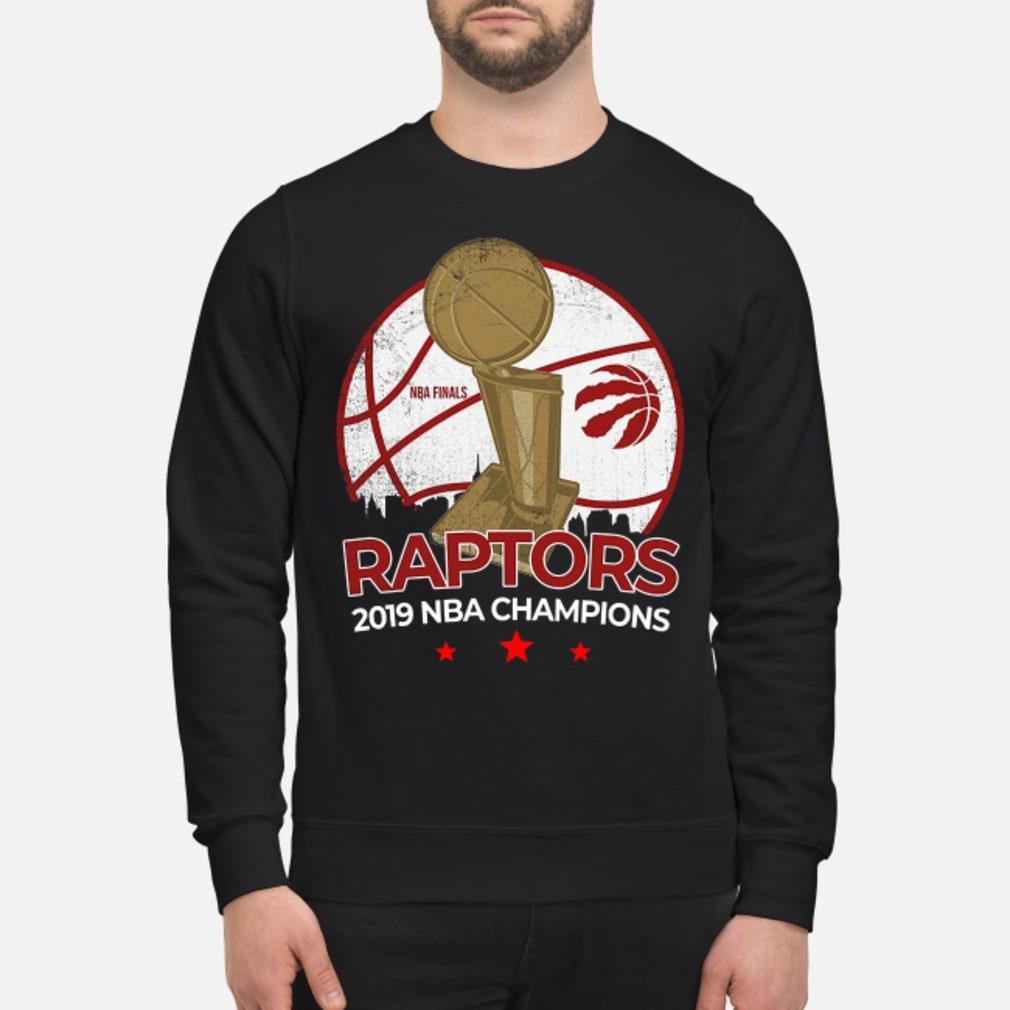 Toronto Raptors NBA 2019 Finals Champions Roster Shirt sweater