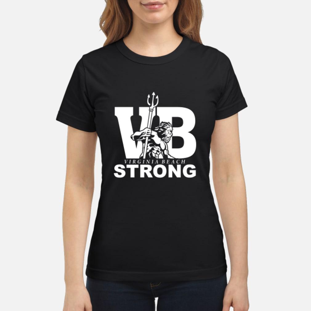 VBStrong shirt ladies tee