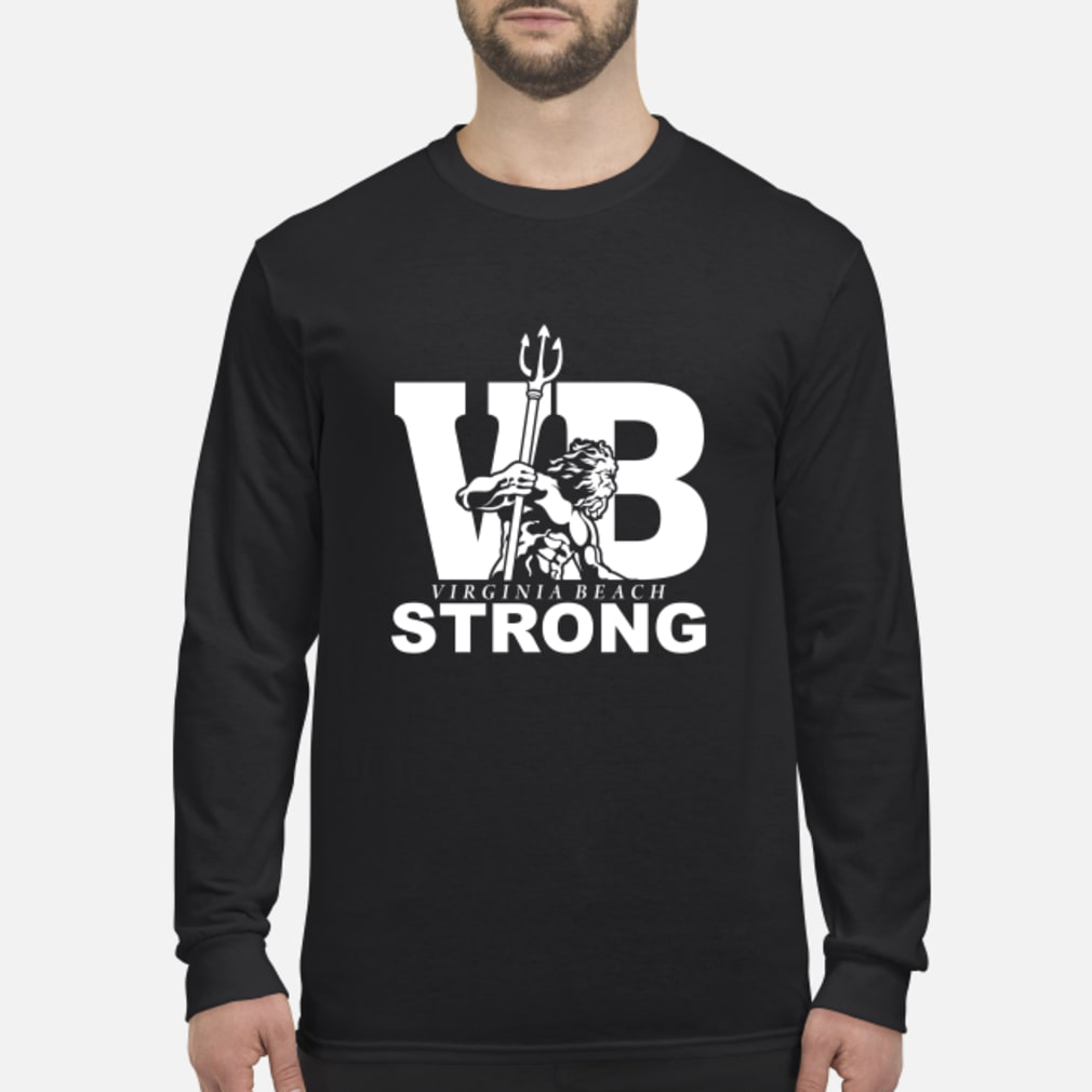 VBStrong shirt Long sleeved