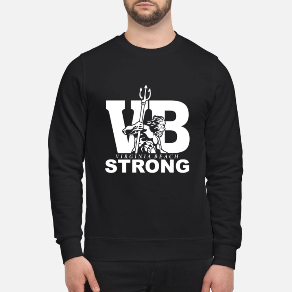 VBStrong shirt sweater