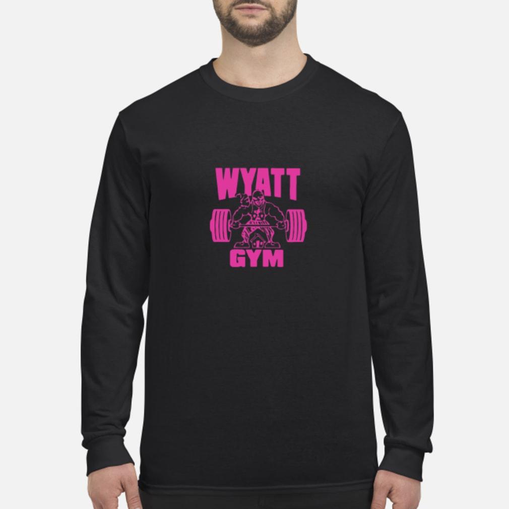 Wyatt Gym Shirt Long sleeved